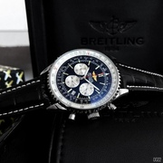 Наручные часы Breitling Battery Black-Silver