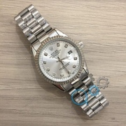 Наручные часы Rolex Date Just New All Silver