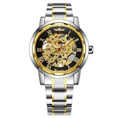 Наручные часы Winner 8012С Automatic Silver-Black-Gold