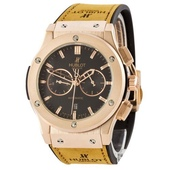 Наручные часы Hublot Classic Fusion Automatic Brown-Gold-Mate-Black