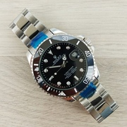 Наручные часы Rolex Submariner  Automatic AA Silver-Black