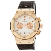 Наручные часы Hublot Classic Fusion Quartz Black-Gold-White