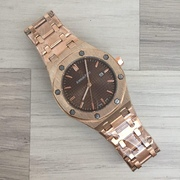 Наручные часы Audemars Piguet Royal Oak Quartz Gold-Brown