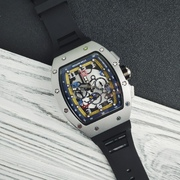 Наручные часы Richard Mille Automatic Silver-Black