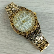 Наручные часы Audemars Piguet Royal Oak  Pattern Gold-White