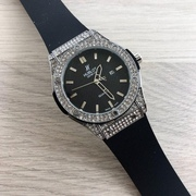 Наручные часы Hublot Big Bang Diamonds 882888 Silver-Black