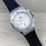 Наручные часы Hublot  Big Bang Silver-White K