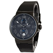 Наручные часы Ulysse Nardin Maxi Marine Chronometer All Black