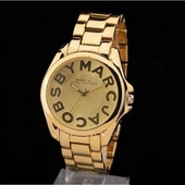Часы наручные Marc by Marc Jacobs classic Full Gold