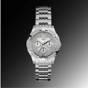 Часы Guess perfect touch Silver
