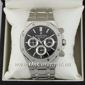 Наручные часы Audemars Piguet ROYAL OAK Silver-Black