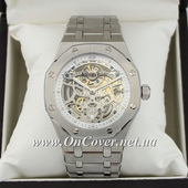 Наручные часы Audemars Piguet ROYAL OAK Skeleton Silver-White