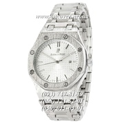 Кварцевые наручные часы Audemars Piguet Royal Oak Quartz Silver-White
