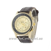 Кварцевые часы Breitling Chronometre Navitimer Brown/Gold/Black - Gold