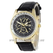 Наручные часы Breitling 7810 Black/Gold/White-Black