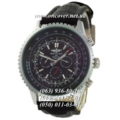 Наручные часы Breitling for Bentley Motors Black-Silver-Black