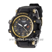 Спортивные часы Casio G-Shock Aviator Black/Black/Yelloy