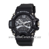 Спортивные часы Casio G-Shock Triple Sensor Black/White