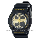 Наручные часы Casio G-Shock GA-150 Black/Gold