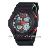 Наручные часы Casio G-Shock GA-150 Black/Red