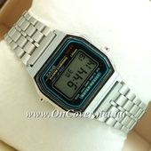 Наручные часы Casio F-91W Water Resist Silver