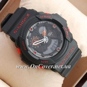 Наручные часы Casio G-Shock GA-300 Black/Red