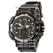 Наручные часы Casio G-Shock GW-A1100 Black-White