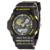 Наручные часы Casio G-Shock GA 300 Black-Yellow