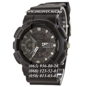 Наручные часы Casio G-Shock GA 110 G All Black