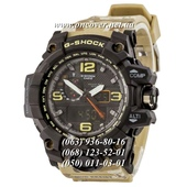 Наручные часы Casio G-Shock GWG-1000 Black-Khaki Militari Wristband New