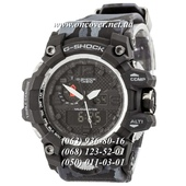 Наручные часы Casio G-Shock GWG-1000 Black-Dark Gray Militari Wristband New