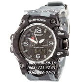 Наручные часы Casio G-Shock GWG-1000 Black-Gray Militari Wristband New