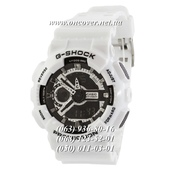 Наручные часы Casio G-Shock GA-110 White-Black