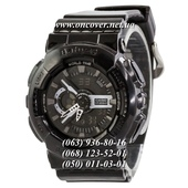 Наручные часы Casio Baby-G GA-110 Black-White