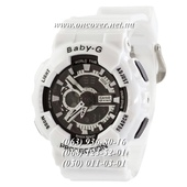 Наручные часы Casio Baby-G GA-110 White-Black