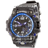 Наручные часы Casio G-Shock GG-1000 Black-Blue