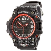Наручные часы Casio G-Shock GWG-1000 Black-Red