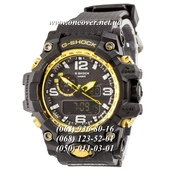Наручные часы Casio G-Shock GWG-1000 Black-Gold