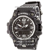Наручные часы Casio G-Shock GWG-1000 Black-White