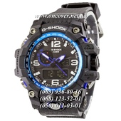 Наручные часы Casio G-Shock GWG-1000 Black-Blue