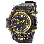 Наручные часы Casio G-Shock GG-1000 Black-Gold