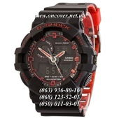 Наручные часы Casio G-Shock GA-700 Black-Red