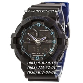 Наручные часы Casio G-Shock GA-700 Black-Blue