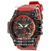 Наручные часы Casio G-Shock GG-1000 Black-Red Wristband