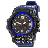 Наручные часы Casio G-Shock GG-1000 Black-Blue Wristband