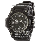 Наручные часы Casio G-Shock GG-1000 All Black-White