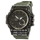 Наручные часы Casio G-Shock GG-1000 Black-Militari Wristband