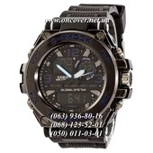 Наручные часы Casio G-Shock GLG-1000 All Black-Blue