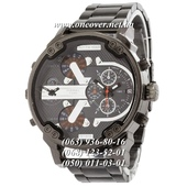 Наручные часы Diesel DZ7314 Steel All Black-Gray-Orange