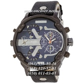 Наручные часы Diesel DZ7314 All Black-Blue-Silver